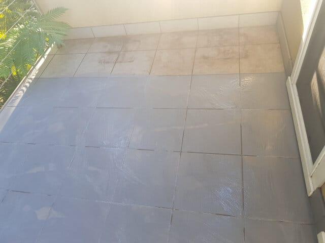 before balcony ceramic outdoor strip seal