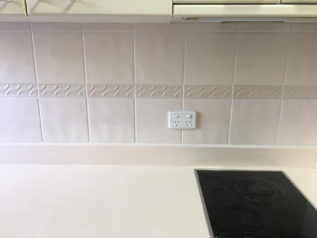 after kitchen splashback regrout silicone ceramic